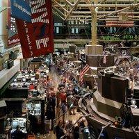 Американските фючърси на акции се повишиха рано в понеделник сутринта
