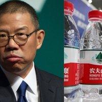 Китайски производител на минерална вода изпревари по богатство Уорън Бъфет