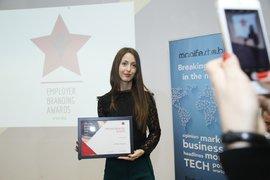 Над 20 компании грабнаха отличията в третото издание на Годишните награди на b2b Media