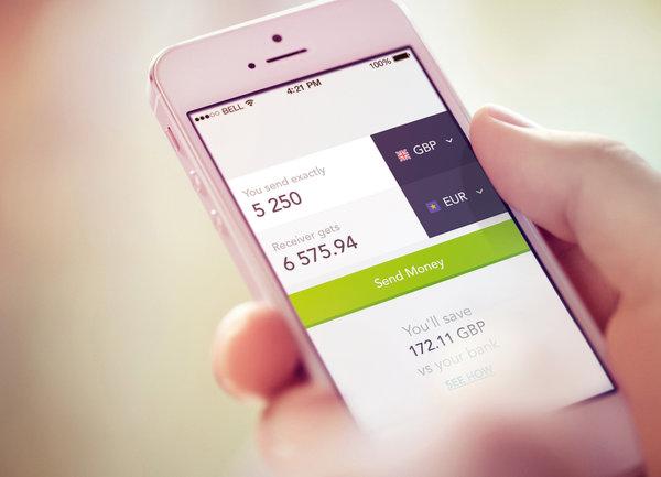 Международни парични преводи през Messenger