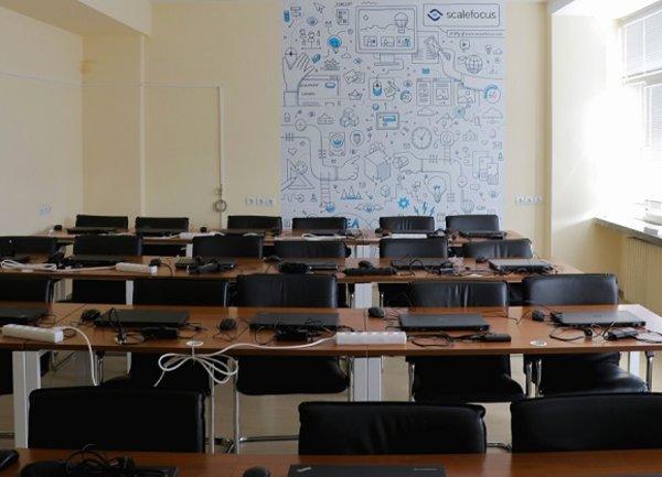 Scalefocus е най-новият партньор на Техническия университет в София