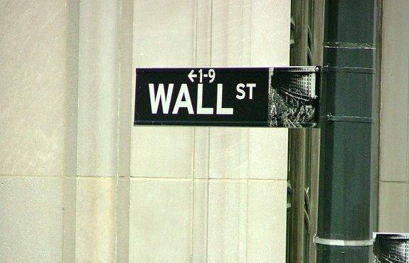 Отрицателните лихви притесняват Wall Street