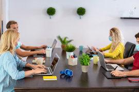 Приспособленията и софтуерът, които биха могли да ни помогнат да се върнем в офиса